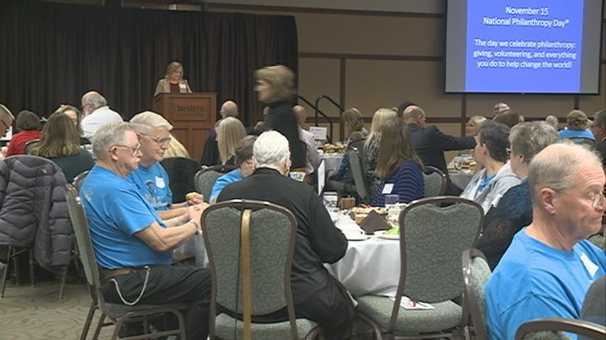 Fundraisers honored in La Crosse as part of National Philanthropy Day