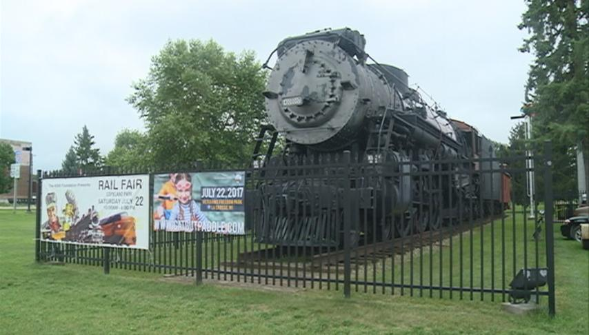 La Crosse hosts 27th annual rail fair