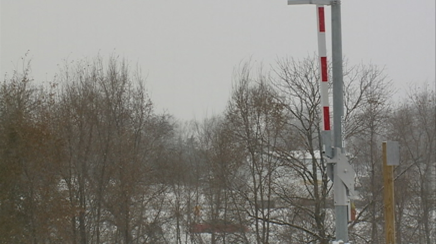 On-ramp gates help keep drivers off I-90 during snowstorms