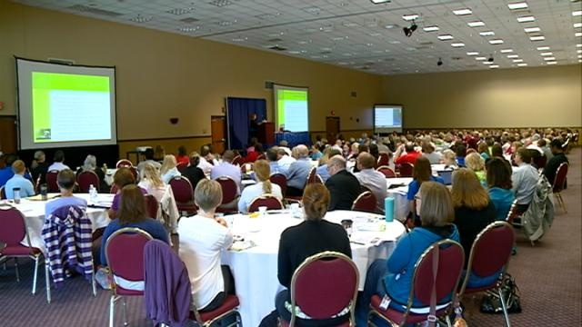 Annual 'Rebuilding for Learning' summit takes place in La Crosse