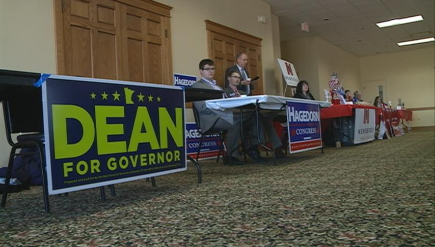 Republican candidates in Minnesota visit Houston County