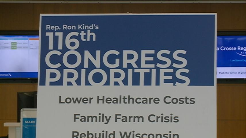 Representative Kind discusses priorities for 116th Congress
