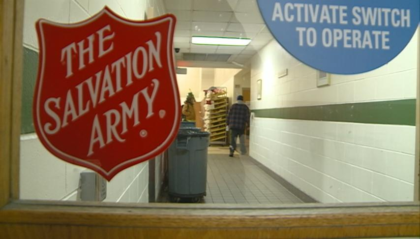 Salvation Army hosts annual Christmas Eve dinner