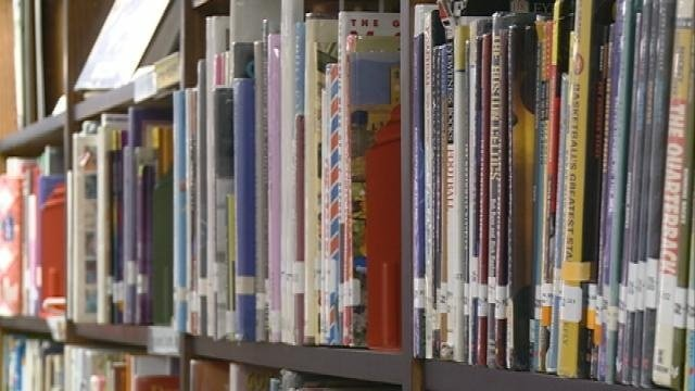 Local school libraries to receive additional funding