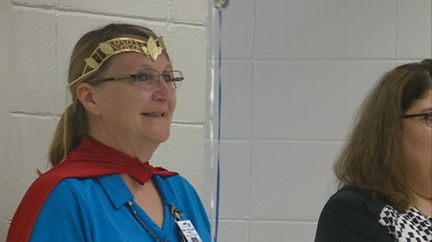 'Lunch Room Hero' honored in La Crosse