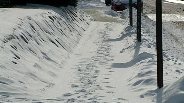 Property owners urged to shovel and salt sidewalks after snowfall