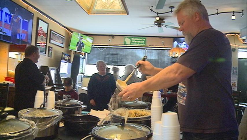 Genzie's Gameday Pub hosts 2nd annual soup cook-off for the troops