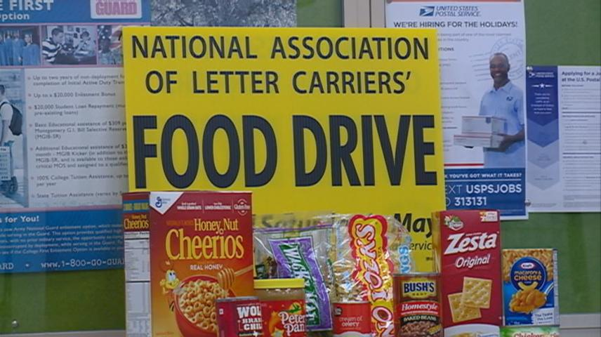 'Stamp Out Hunger' drive coming Saturday