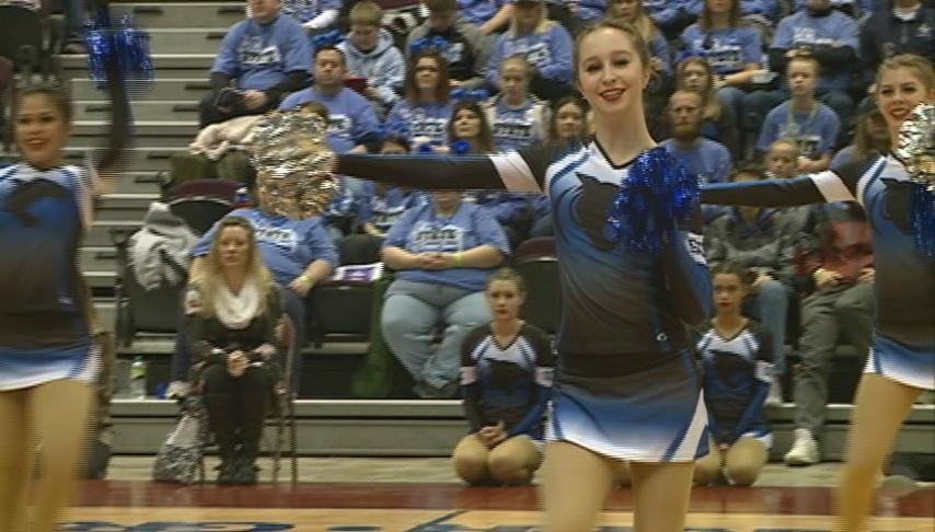 Wisconsin state dance competition held at La Crosse Center