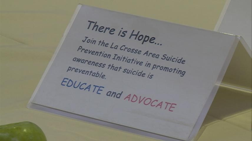 Suicide Prevention Summit held in La Crosse