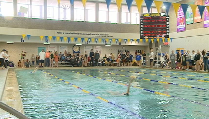 Dahl Family YMCA hosts 15th annual WAVE Frostbite Swim Meet