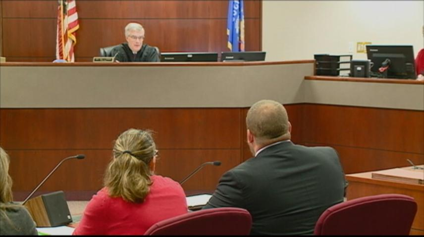 Initial appearance for principal facing battery charges