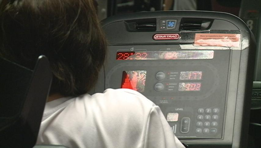 Doctors emphasize the benefits of exercising at target heart rate
