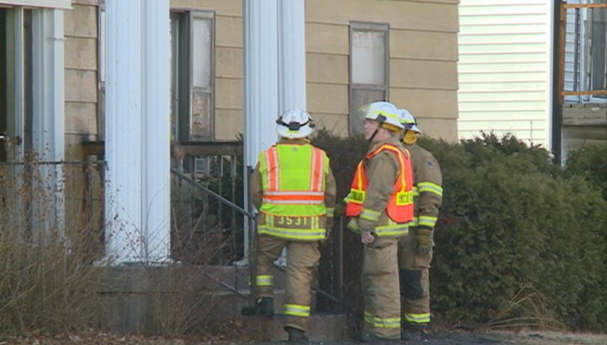 Building total loss in Tomah apartment fire
