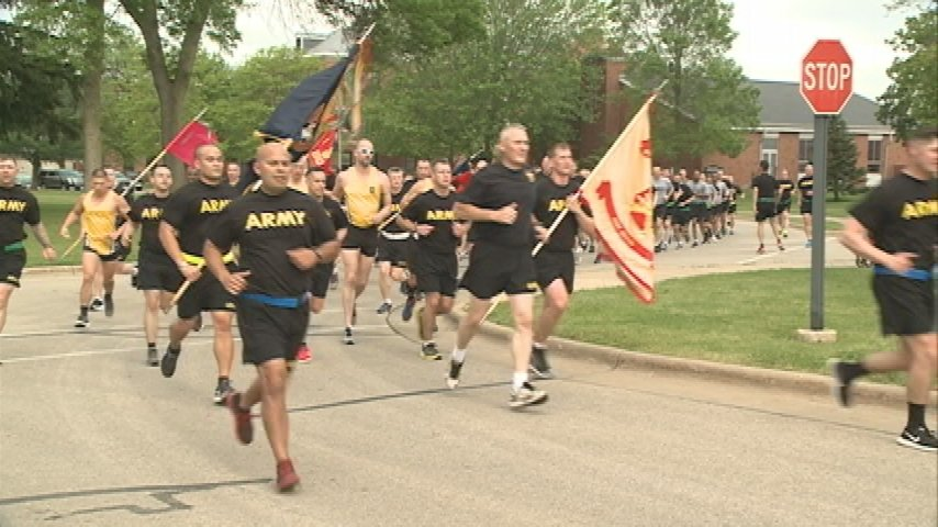 Tomah VA, Fort McCoy team up for Memorial Day 5K