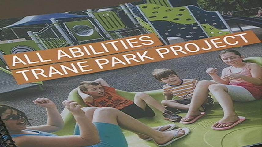 Trane All-Abilities Park closer to construction