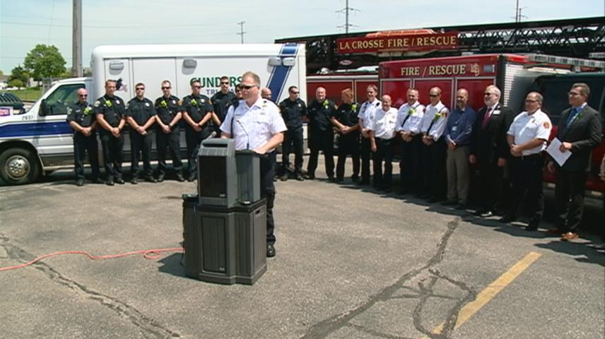 Tri-State Ambulance and La Crosse Fire Department come to agreement on paramedics