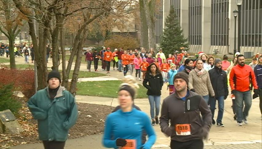 UWL hosts 23rd annual 'Turkey Trot'