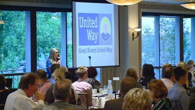 United Way annual fundraiser campaign breakfast