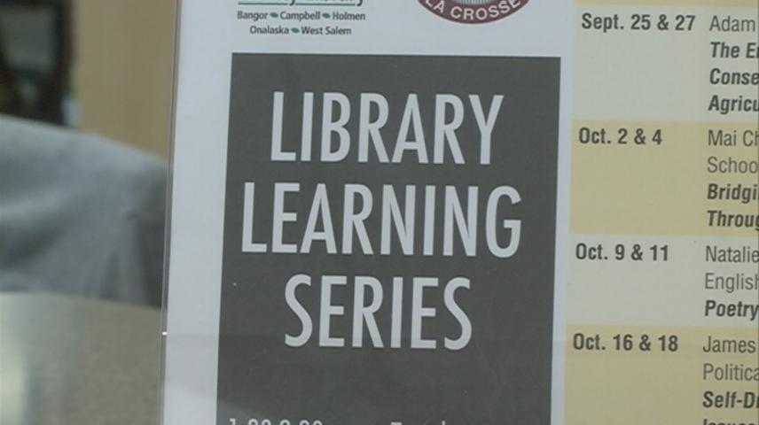 Library Learning Series pairs La Crosse County Library and UW-La Crosse