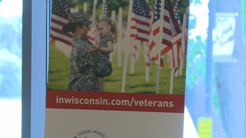 Effort to recruit veterans to Wisconsin