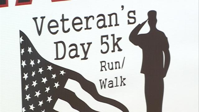 Cadet Club of La Crosse hosts first annual Veterans Day 5K