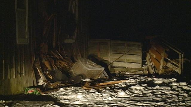 Family displaced after drunk driver hits house in West Salem