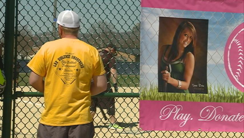 Softball tournament raises money in honor of murder victim
