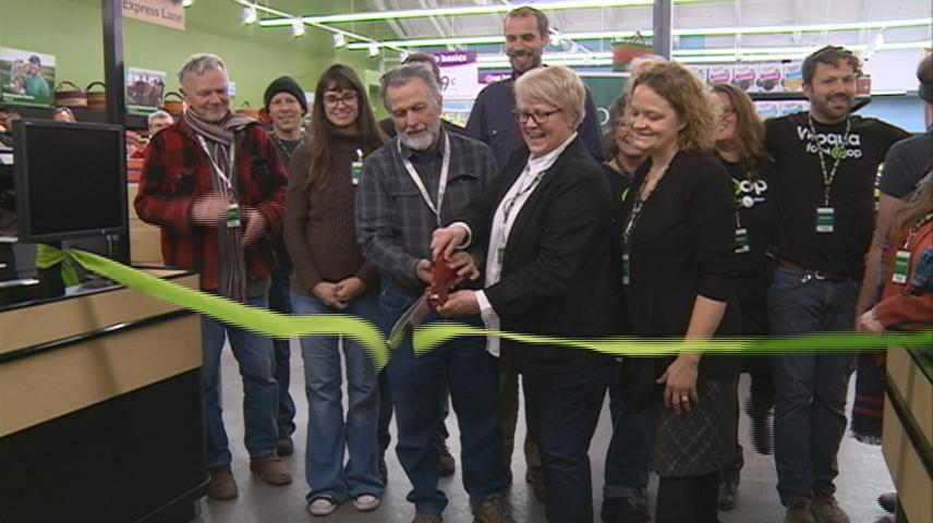 Viroqua Co-Op celebrates expanded building