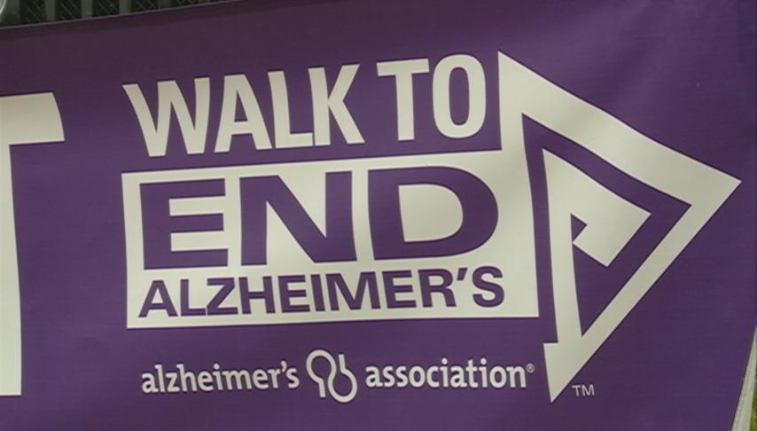 Walk to end Alzheimer's raises money for research