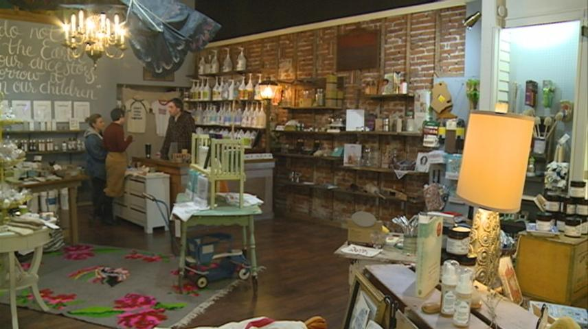 Small business impact highlighted in tour of La Crosse