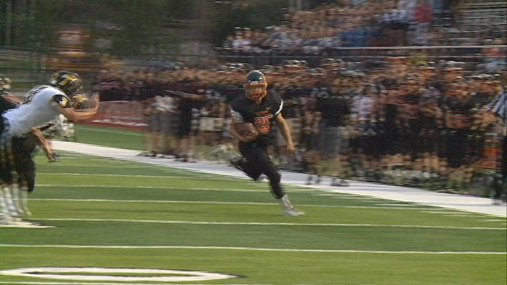 Roberts will carry load for West Salem after MVC leading rusher Holt departs