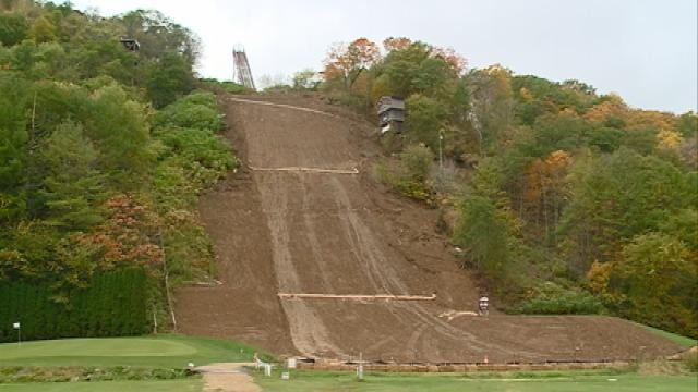 Westby's Snowflake Ski Hill gets a redesign before season starts