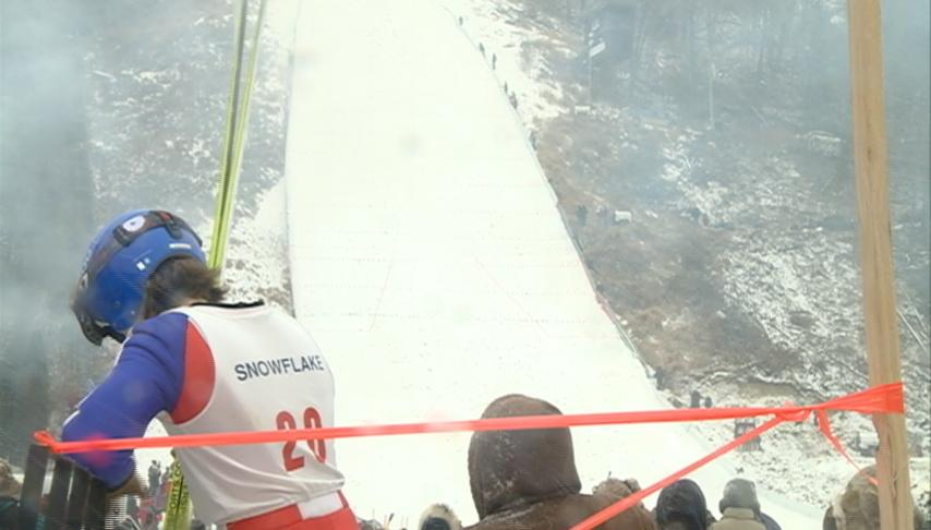 Snowflake Ski Jump tournament held in Westby brings skiers from all over the world