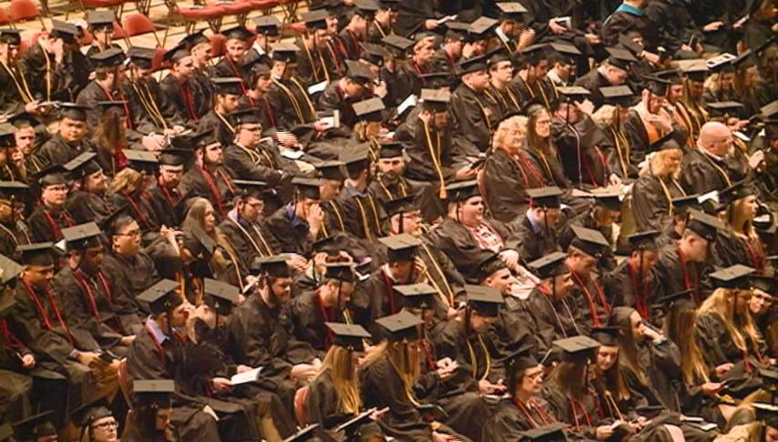 Western Technical College holds commencement ceremony for graduates