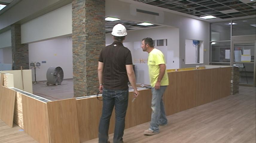 Western Technical College continues construction projects