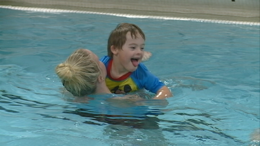 Winona State, YMCA partnership teaches activity for all abilities