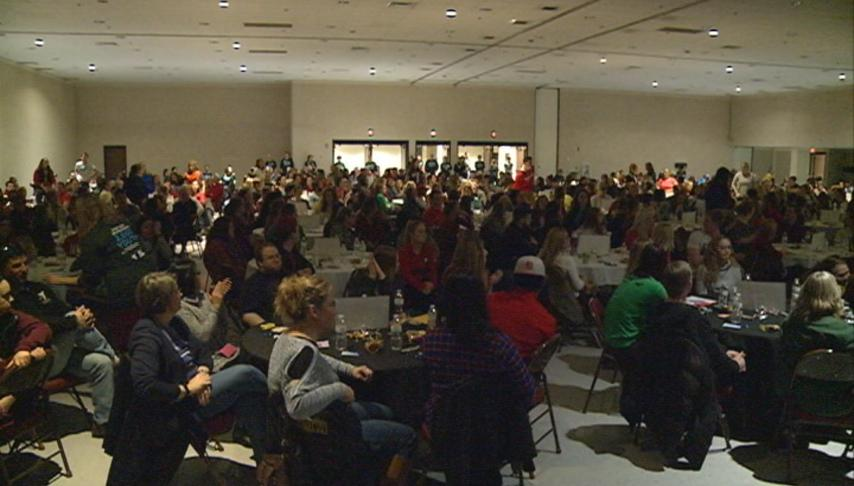 YMCA rally shows employees their impact on the community
