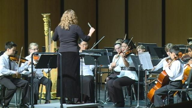 La Crosse Area Youth Symphony Orchestra hosts fall concert