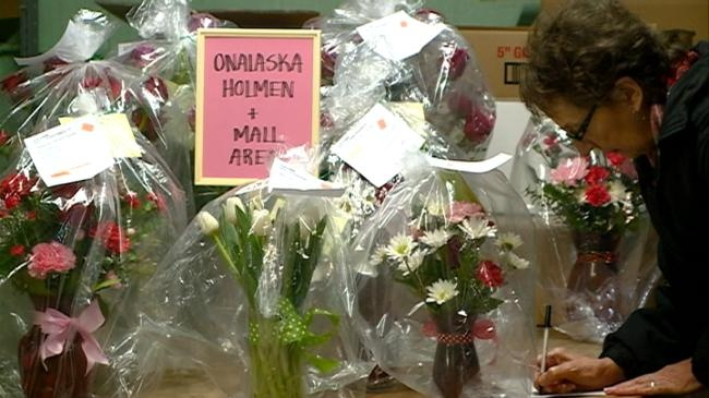 Valentine's Day second busiest day for local flower shop