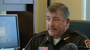 Local sheriff weighs in on tensions between officers, communities