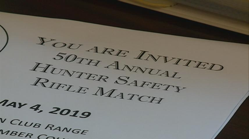 The Vernon County Law Enforcement Association is Celebrating the 50th anniversary Youth Shoot event