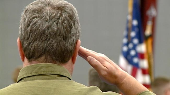 Veterans Day breakfast honors those who served