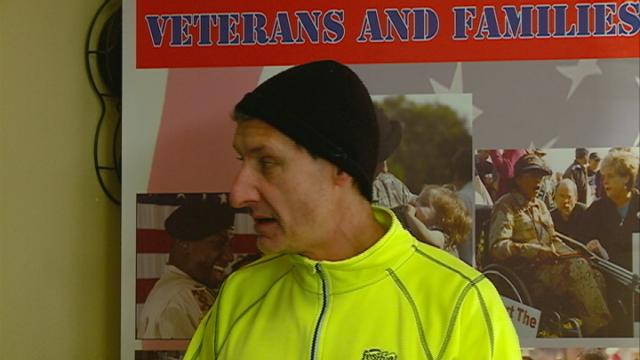 La Crosse Vet Center raises awareness with run/walk