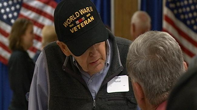 Veterans getting ready for 18th Freedom Honor Flight