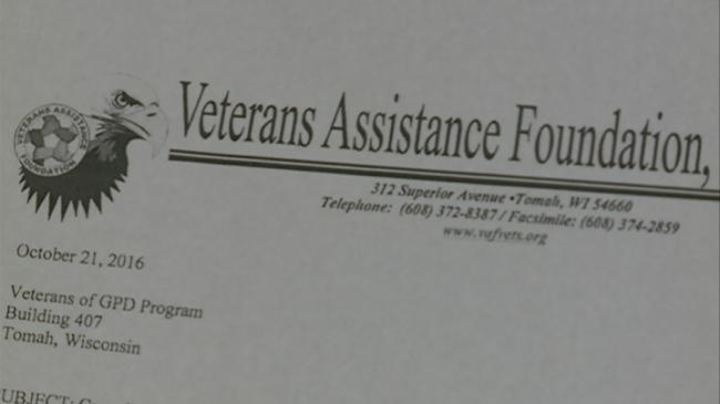 Tomah VA stopping all referrals to VAF