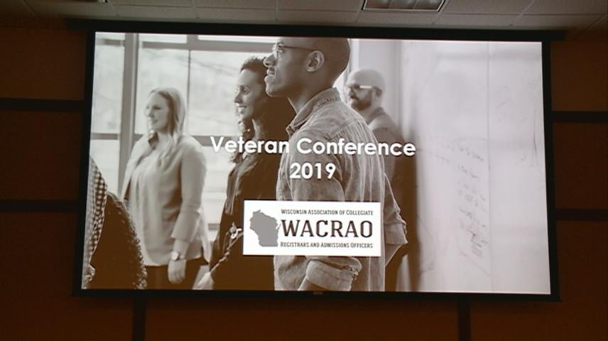 Educators learning new ways to help veterans at annual conference in La Crosse