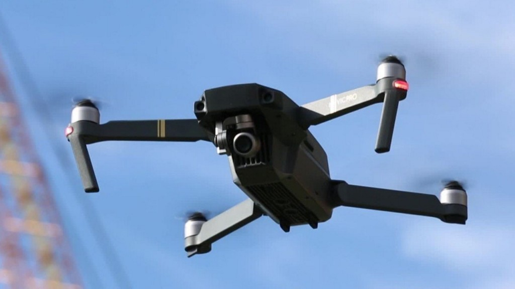 North Dakota agency gets waiver to fly drones over people