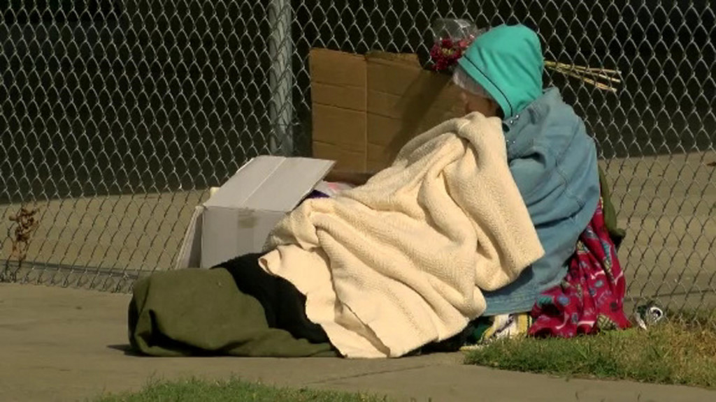 Service held ahead of National Homeless Persons' Memorial Day