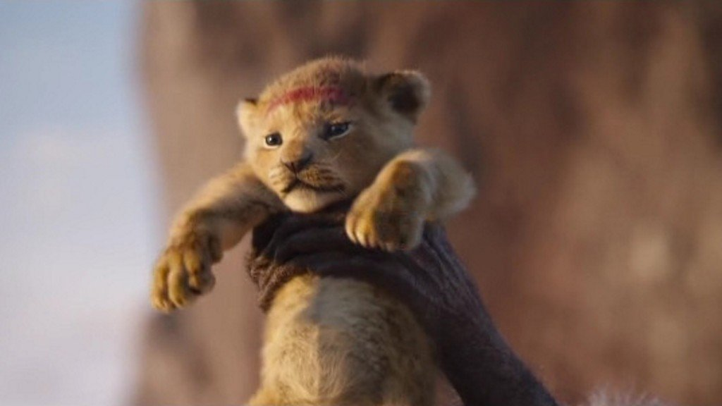"""""""The Lion King"""" roars back into theaters"""